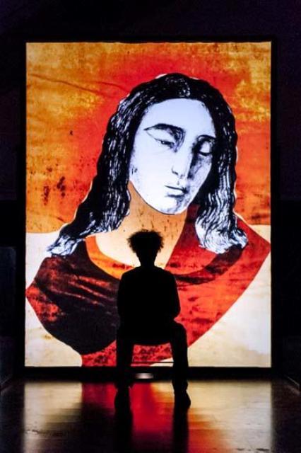 Leonardo da Vinci, l'opera nascosta di e con Michele Santeramo al Teatro Era