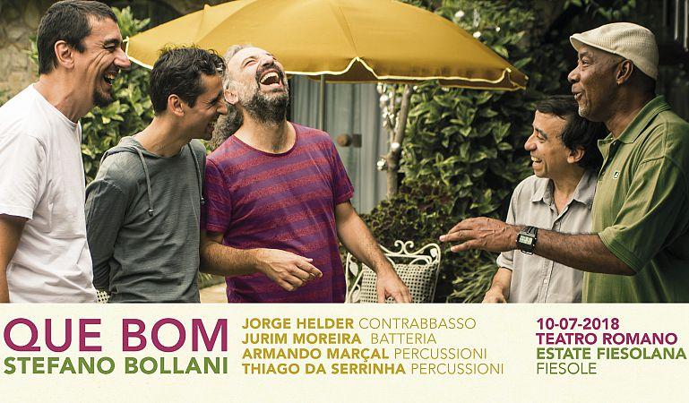 Stefano Bollani al Teatro Romano di Fiesole