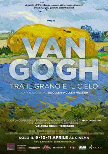Van Gogh – Tra il grano e il cielo