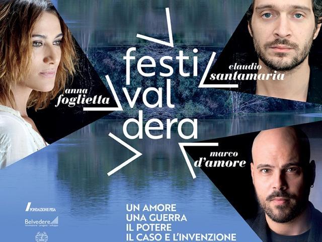Storie del Decamerone: Il caso e l'invenzione con Anna Foglietta, Marco D'Amore, Claudio Santamaria all'Anfiteatro del Triangolo Verde