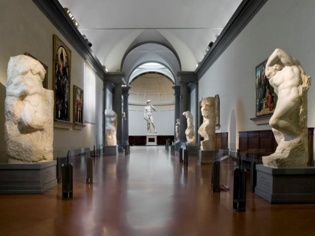 Galleria dell'Accademia di Firenze aperture durante le festività Pasquali, 25 aprile e 1 maggio