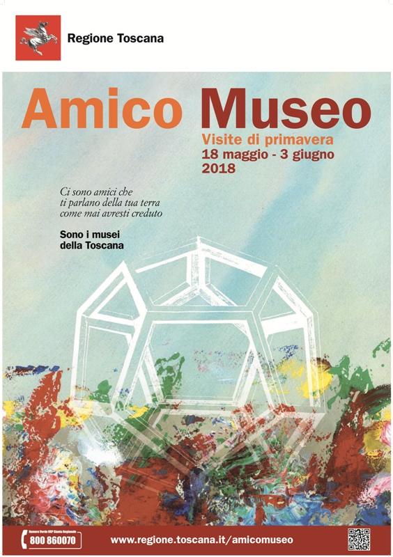 Amico Museo 2018, doppio evento a Bagno a Ripoli: concerto di pianoforte al Bigallo e visite guidate alla Fonte della Fata Morgana
