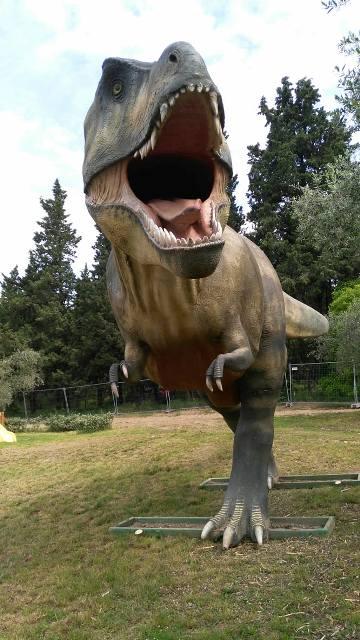 "Arrivano i dinosauri! La preistoria vive! ""Jurassic Park"" a Impruneta!"
