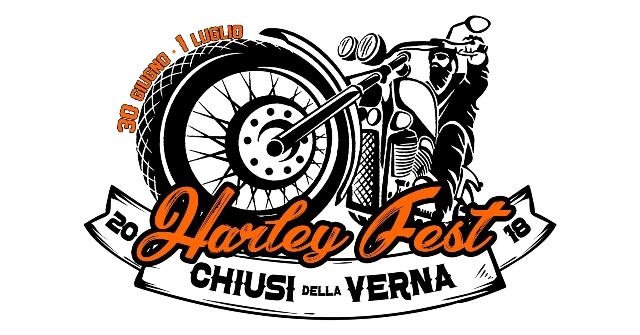 Harley Fest: motoraduno a Chiusi della Verna