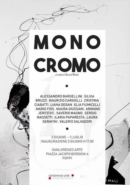 La mostra Monocromo alla Galleria SanLorenzo Arte: quattordici artisti indagano la potenza emotiva del colore