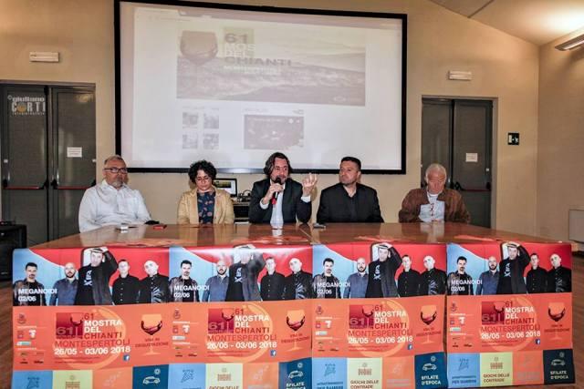 Mostra del Chianti Montespertoli, per la 61esima edizione concerti, solidarietà e degustazioni nel nome del vino di zona
