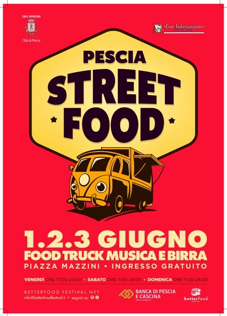 Pescia Street Food Festival