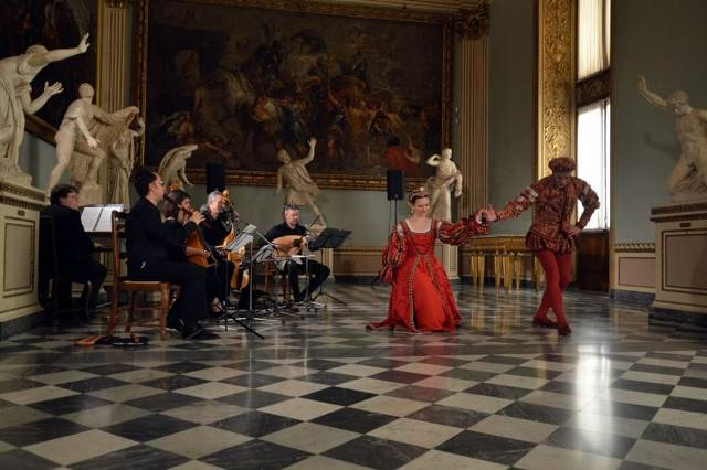 Terza Edizione di Uffizi Live, la rassegna estiva di spettacoli serali in dialogo con le opere d'arte nelle sale della prestigiosa Galleria
