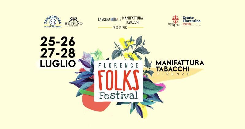 Florence Folks Festival alla Manifattura Tabacchi di Firenze