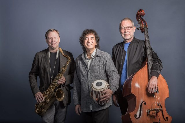 A Empoli Jazz Summer Festival tre miti del jazz mondiale: Dave Holland, Zakir Hussain, Chris Potter