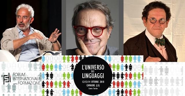 Forum Internazionale della Formazione a Camaiore. Tra i relatori prestigiosi Gad Lerner, Philippe Daverio e Oliviero Toscani