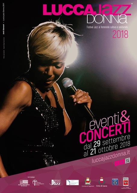 Lucca Jazz Donna, 18 donne leader sui palchi di Lucca e Capannori. Ospite finale Irene Grandi