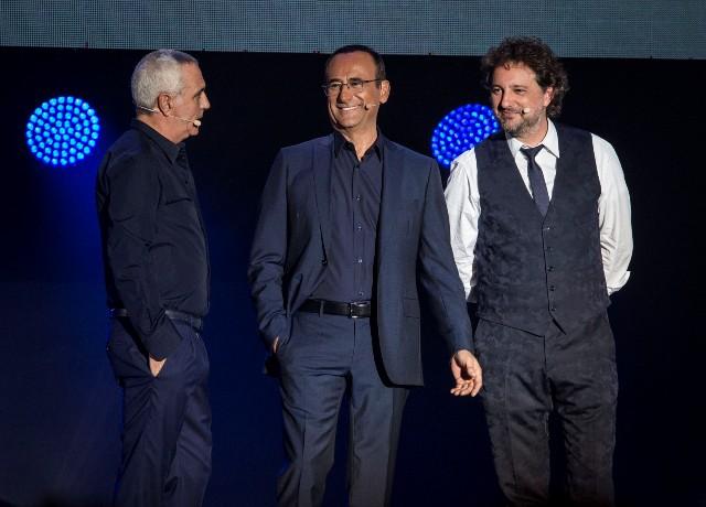 Panariello, Conti e Pieraccioni stanno tornando al Teatro Verdi di Firenze con il loro show