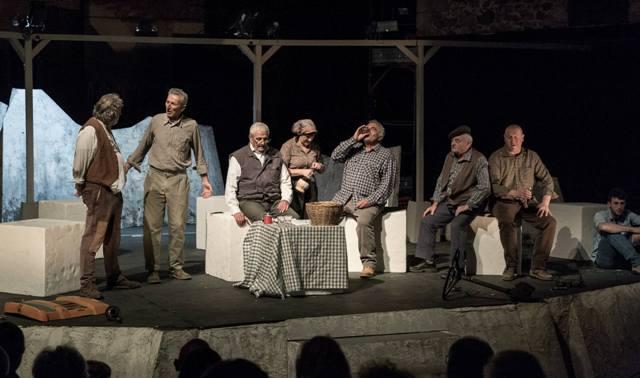 Autodramma del Teatro Povero di Monticchiello, Valzer di mezzanotte
