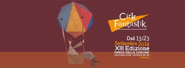 Cirk Fantastik: il festival ospita le migliori compagnie internazionali di circo contemporaneo al Parco delle Cascine