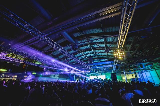 Nextech Festival, il Festival di musica elettronica