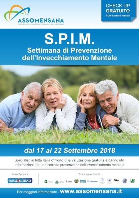 Cammina che rinforzi la mente, settimana di Prevenzione dell'Invecchiamento Mentale in 200 città Italiane
