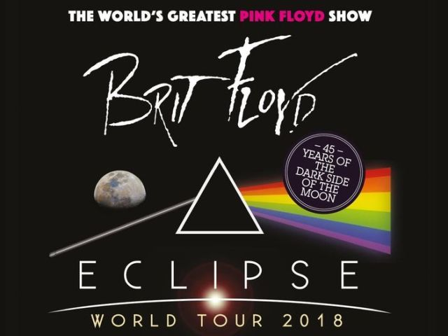 Brit Floyd in concerto con il Tour Eclipse World 2018 all'Obihall