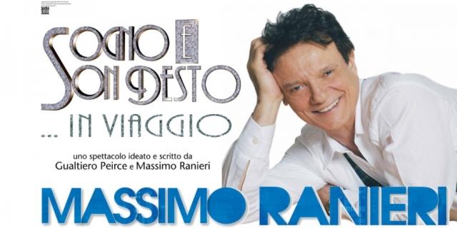 Massimo Ranieri con il Tour Sogno e Son Desto in Viaggio al Teatro Verdi di Firenze