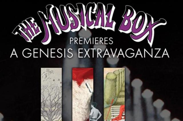 The Musical Box in concerto con il Tour a Genesis Extravaganza al Teatro Verdi