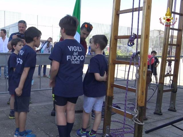 Bimbimborgo, giochi e attrazioni a Santa Maria a Monte: allestite anche Pompieropoli ed Emergenzopoli