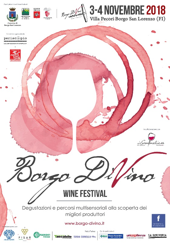 Arriva Borgo DiVino, il primo Wine Festival a Borgo San Lorenzo