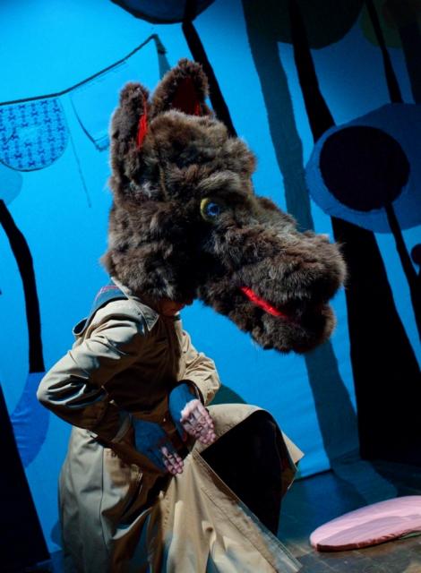 Dire Fare Teatrare: tornano le domeniche col teatro per bambini al Giallo Mare Minimal Teatro