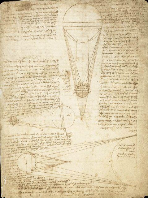 L'acqua microscopio della natura Il Codice Leicester di Leonardo da Vinci in mostra agli Uffizi
