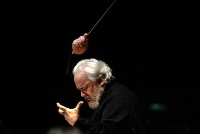 Concerto di inaugurazione con l'ORT e il direttore Gianluigi Gelmetti