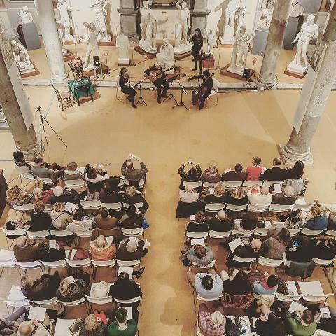 Il Salotto Musicale: quarta edizione presso la Gipsoteca di Arte Antica di Pisa