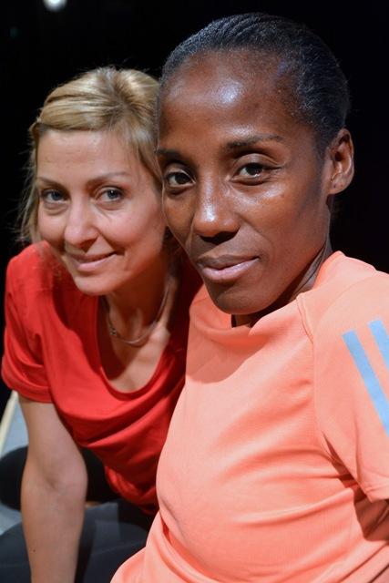 Maratona di New York con Fiona May e Luisa Cattaneo al Teatro di Rifredi