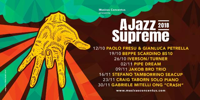 A Jazz Supreme: la rassegna giunge alla sua seconda edizione