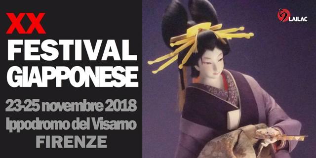 Festival Giapponese: torna all'Ippodromo di Firenze per la XX edizione