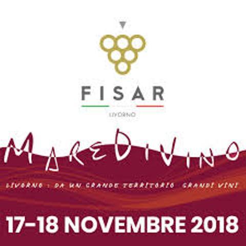 MareDiVino evento enoico firmato FISAR Livorno