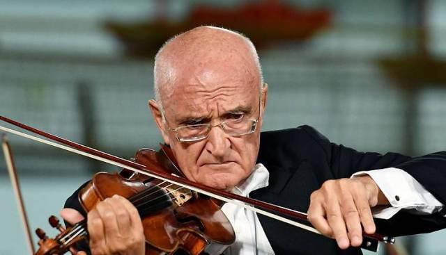 Festa della Toscana Salvatore Accardo direttore e violino con quattro date nei teatri della Toscana