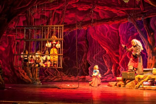 Hansel e Gretel al Teatro Metastasio di Prato