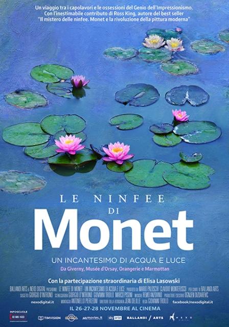 Le Ninfee di Monet – Un incantesimo di acqua e luce