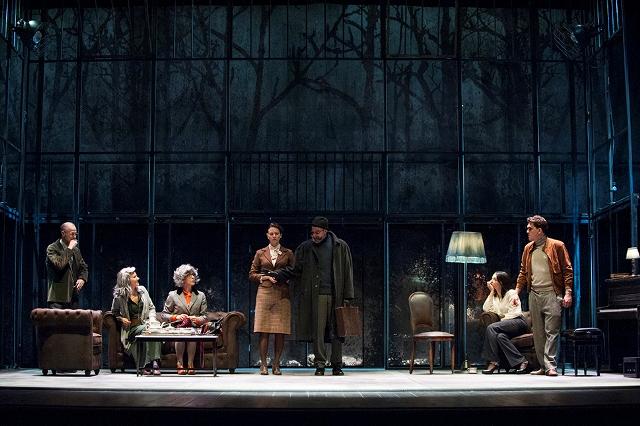 Maria Amelia Monti è la detective Miss Marple sul palco del Teatrodante Carlo Monni