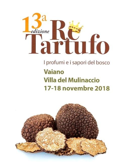 Re Tartufo, al Mulinaccio mercatini e degustazioni