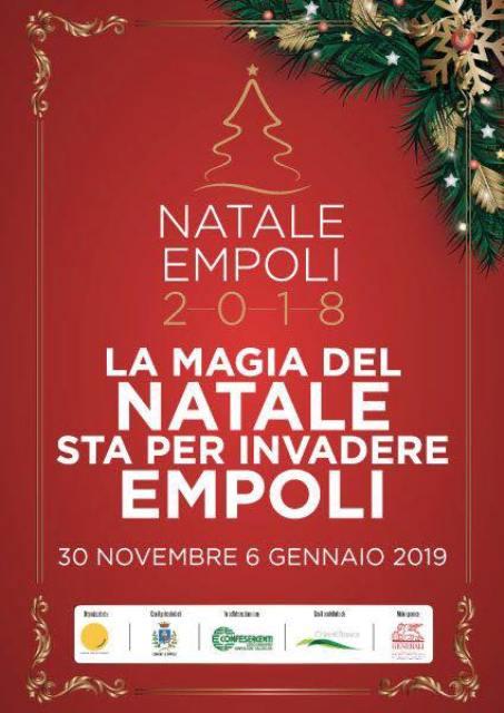 Si aprono le porte de Il Magico Mondo di Babbo Natale a Empoli