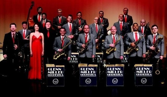 Glenn Miller Orchestra in concerto al Teatro Verdi