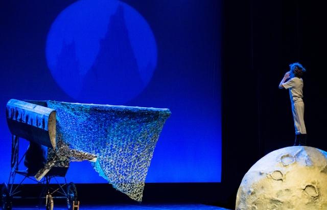 Il Piccolo Principe tratto dal testo di Antoine de Saint-Exupéry al Teatro Puccini