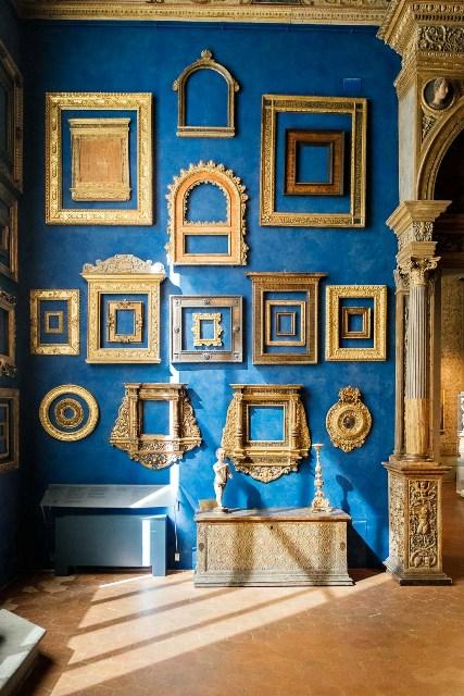 """Quattro domeniche in """"blu"""" alla scoperta del Museo Bardini"""