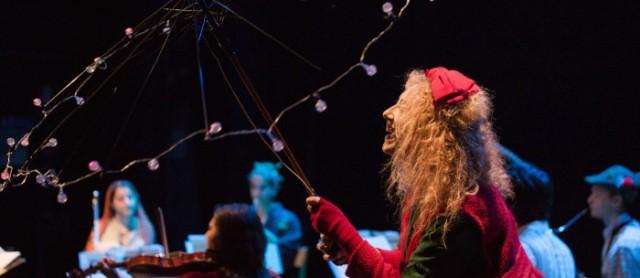 Verdementa fiaba di Elisabetta Jankovic al Teatro Puccini