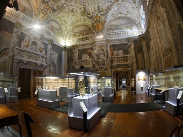 Visite guidate per la mostra Fragili Tesori dei Principi. Le vie della porcellana tra Vienna e Firenze