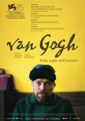 Van Gogh – Sulla soglia dell'eternità
