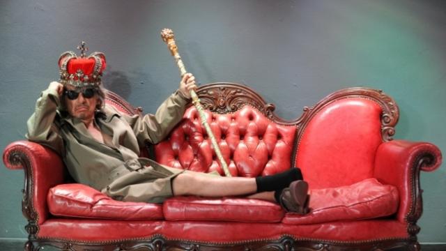Il re anarchico e i fuorilegge di Versailles con Paolo Rossi al Teatro Puccini