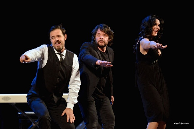 Lillo e Greg in Gagmen al Teatro Verdi di Montecatini