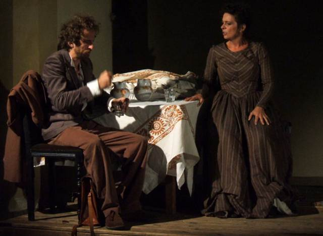 La cameriera di Puccini al Quaranthana Teatro Comunale