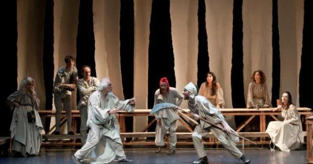 Falstaff o l'educazione del Principe al Teatro Pacini